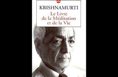 Etre en relation (1) J. Krishnamurti