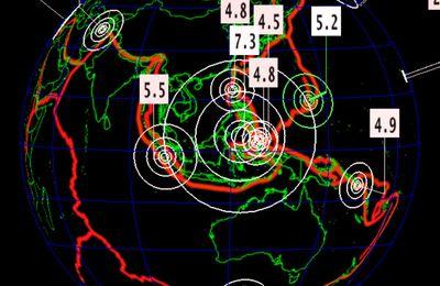 Fort séisme de magnitude 7.3 aux Philippines