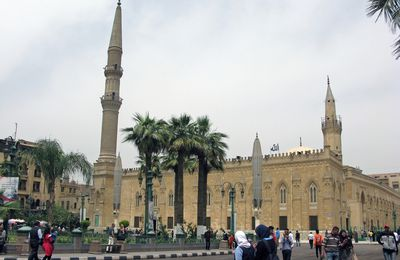 Voyage/Séjour au Caire avec Änna