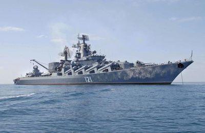 """Alep: le chef de l'Otan """"préoccupé"""" par la possible implication de navires russes (AFP)"""