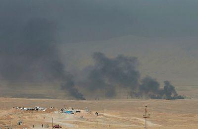 Un jet US a frappé une école de filles à Mossoul (Sputniknews)
