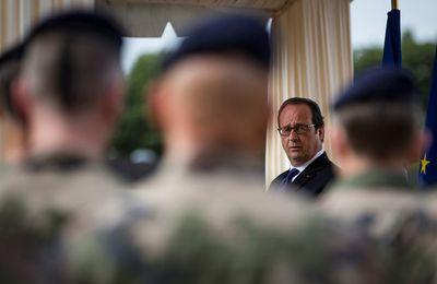 La France envoie ses soldats en Irak (Press TV)