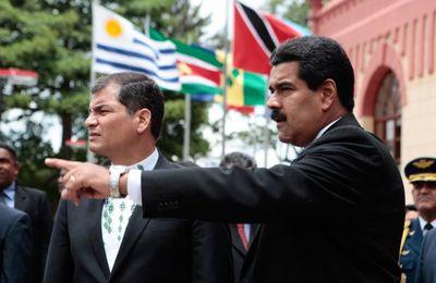 """Le Venezuela qualifie de """"coup d'Etat"""" et d'""""agression"""" sa suspension du Mercosur (AFP)"""