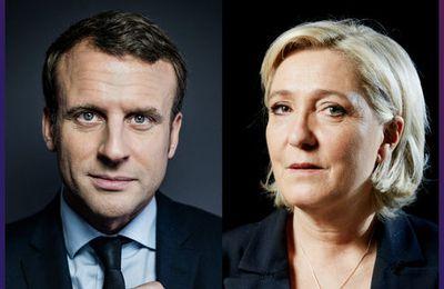 Le Pen (24,38%), Macron (22,19%), Fillon (19,63%), Mélenchon (18,09%) - résultats partiels sur 20 millions de votes comptés (Reuters)