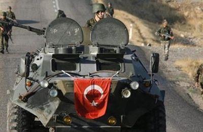 Des troupes turques arrivent dans le nord d'Alep pour combattre les Kurdes (Almasdar News)