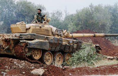 Les forces syriennes poursuivent leur avancée à l'est de Raqqa (Reuters)