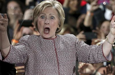 Did Hillary Scapegoat Russia to Save Her Campaign? (ICH)