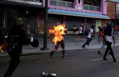 Venezuela : l'indulgence de la presse française pour la violence d'extrême-droite (LVSL)
