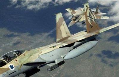 Frappes aériennes israéliennes près de l'aéroport civil de Damas (TeleSUR)