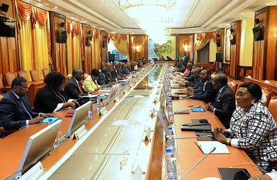 Communiqué Final du Conseil des Ministres du Lundi 27 Mars 2017
