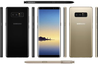 Le Samsung Galaxy Note 8 arrive ! Equipons le...