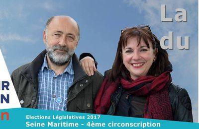 Législatives 11 juin 4 eme circonscription