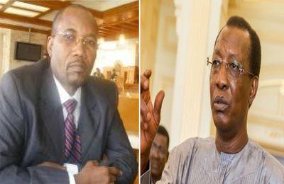 Confidentiel: le torchon brûle entre Mahamat Zene bada et  Idriss Deby Itno au Tchad