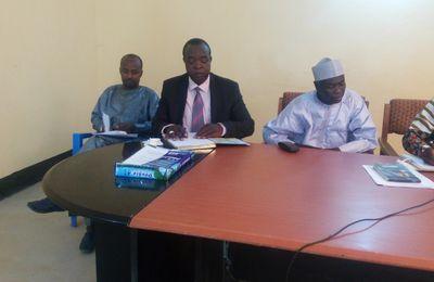En conférence de presse, la CPDC met en place son comité d'actions