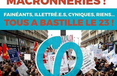 Rendez-vous le 23 à Bastille !