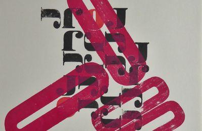 Typographie, avec Céline Thoué pour L'épluche-Doigts