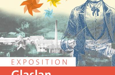 Exposition Glaslan, une histoire de papier, à la Maison Pénanault
