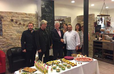 Le restaurant La Courtille a été inauguré à Saint-Mandé