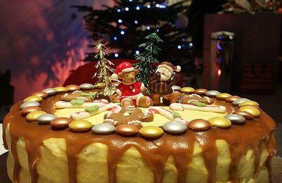 Desserts de fête et 10 ans de blog