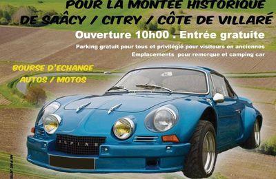 Rassemblement de Saacy sur Marne