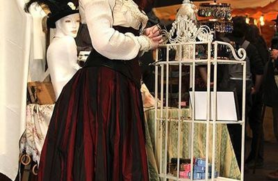 Tenue Steam - Belle Epoque - Adele Blanc-Sec pour Lady Cataclysm