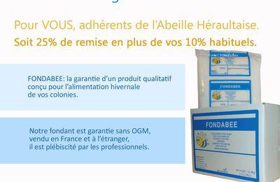 Offre THOMAS Apiculture