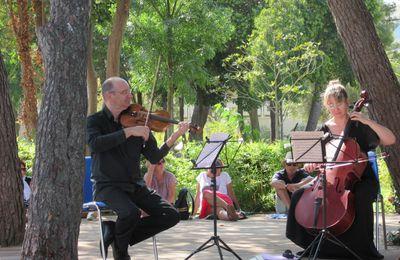 Concert du Duo Sisley à Balaruc