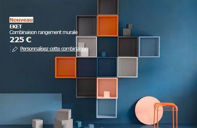 EKET, la nouvelle gamme de chez IKEA