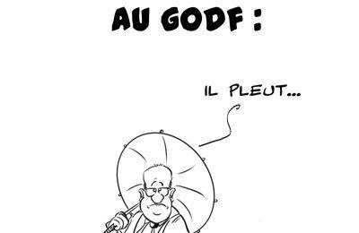 Francois Hollande au GODF