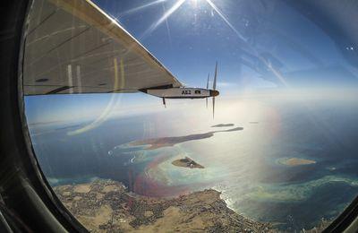 Solar Impulse: Bertrand Piccard...