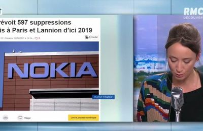 Nokia : PSE et engagements non tenus en video