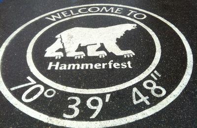 Hammerfest hivernage 2017.