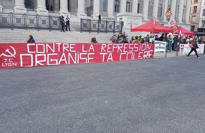 Solidarité avec Martin : contre la répression, organisons notre colère !