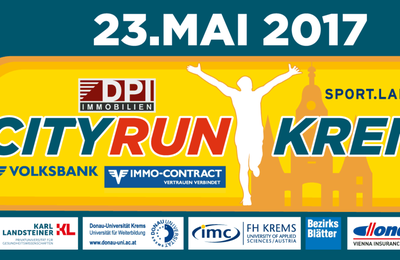 Start des NÖ Laufcup 2017 - NÖ City Run Krems 2017
