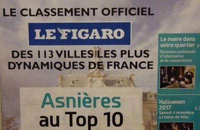 Classement Figaro, gares Grand Paris : quand le maire actuel s'approprie le bilan du précédent !