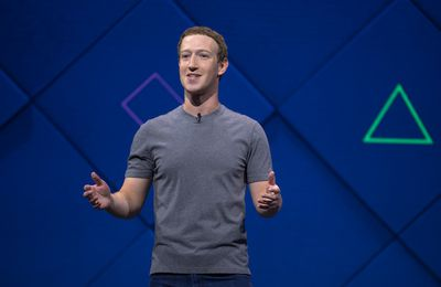 Mark Zuckerberg Keynote Facebook F8 San José April 2017 : le social VR, Places Graph, ...