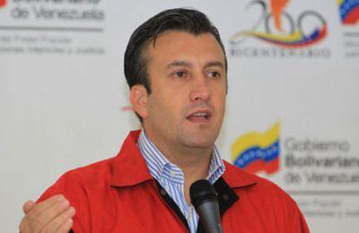 Lettre ouverte du vice président Venezuelien aux autorités des États-unis