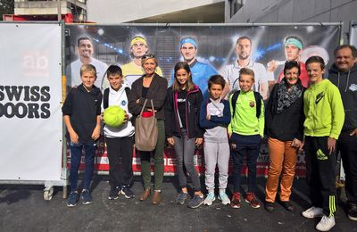 La section Tennis du Walch aux Swiss !