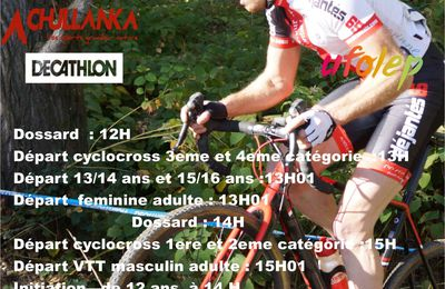 Inscription Cyclo-cross de Loures Barousse TEST
