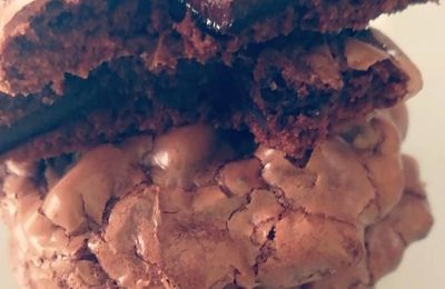 cookies brownies ( avec ou sans thermomix )
