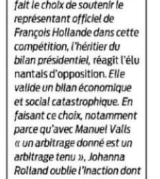 L'inaction de Valls