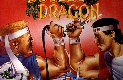[RANDOM] Double Dragon / Megadrive