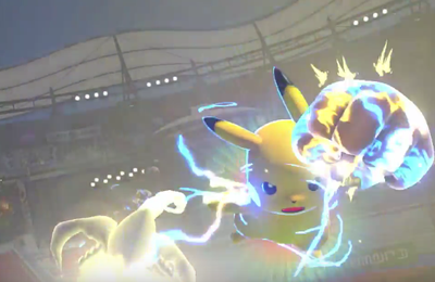 [TEST] Pokken Tournament DX / Switch
