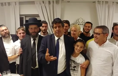 Meyer Habib fête en vidéo sa réélection : mais où est passée la laïcité ?