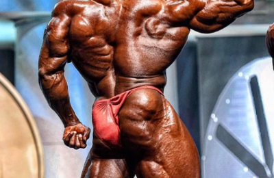 Kai Greene Posing Tips
