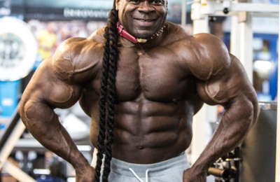 Kai Greene Motivation