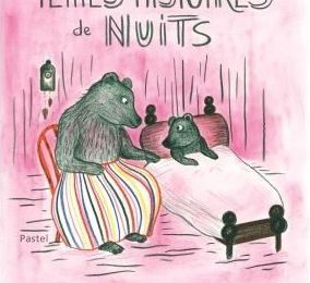 Petites histoires de nuits - Kitty Crowther