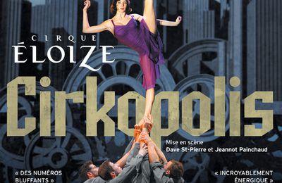 Cirkopolis par le Cirque Eloize: un spectacle absolument extraordinaire