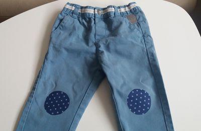Un pantalon tout neuf ou presque - DIY