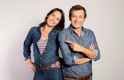 La première de  #WeekEnd avec Julia Vignali et Laurent Mariotte ce matin sur TF1